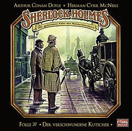 Audio CD (CD/SACD) Sherlock Holmes - Folge 37 von Herman Cyril McNeile
