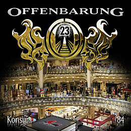 Audio CD (CD/SACD) Offenbarung 23 - Folge 84 von Catherine Fibonacci
