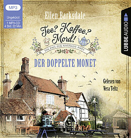 Audio CD (CD/SACD) Tee? Kaffee? Mord! - Der doppelte Monet von Ellen Barksdale