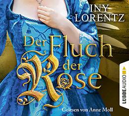 Audio CD (CD/SACD) Der Fluch der Rose von Iny Lorentz