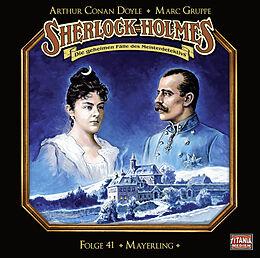 Audio CD (CD/SACD) Sherlock Holmes - Folge 41 von Sir Arthur Conan Doyle