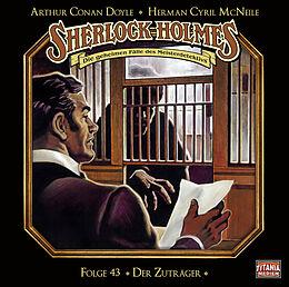 Audio CD (CD/SACD) Sherlock Holmes - Folge 43 von Sir Arthur Conan Doyle