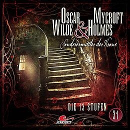 Audio CD (CD/SACD) Oscar Wilde & Mycroft Holmes - Folge 31 von Jonas Maas