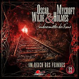 Audio CD (CD/SACD) Oscar Wilde & Mycroft Holmes - Folge 32 von Marc Freund