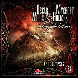 Audio CD (CD/SACD) Oscar Wilde & Mycroft Holmes - Folge 33 von Marc Freund