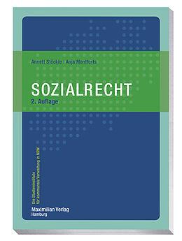 Kartonierter Einband Sozialrecht von Annett Stöckle, Anja Montforts