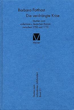 Cover: https://exlibris.azureedge.net/covers/9783/7873/1328/0/9783787313280xl.jpg