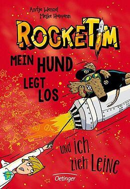Fester Einband RockeTim von Antje Wenzel