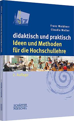 Kartonierter Einband didaktisch und praktisch von Franz Waldherr, Claudia Walter