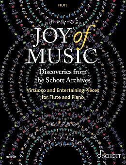Notenblätter Joy of Music - Discoveries from the Schott Archives