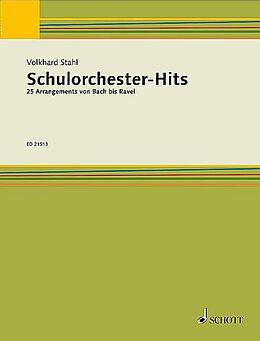 Notenblätter Schulorchester-Hits Band 1
