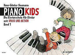 Kartonierter Einband Piano Kids von Hans-Günter Heumann
