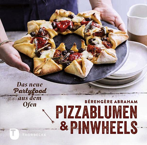 Pizzablumen und Pinwheels [Version allemande]