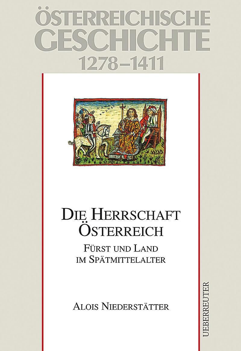 Die Herrschaft Österreich, Studienausgabe