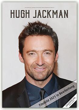 Kalender Hugh Jackman 2021 - A3 Format Posterkalender von RedStar Carousel