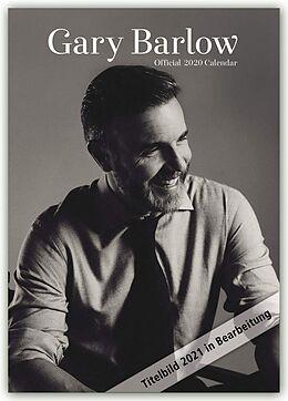 Kalender Gary Barlow 2021 - A3 Format Posterkalender von Danilo Publishers
