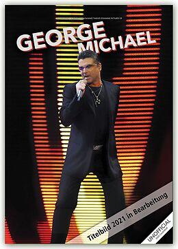 Kalender George Michael 2021 - A3 Format Posterkalender von RedStar Carousel