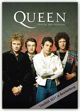 Kalender Queen 2021 - A3 Format Posterkalender von Danilo Publishers