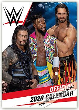 Kalender World Wrestling Man 2021 - A3 Format Posterkalender von Danilo Publishers