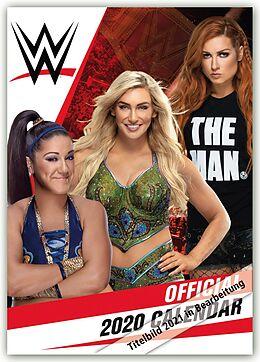 Kalender World Wrestling Woman 2021 - A3 Format Posterkalender von Danilo Publishers