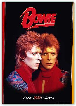 Kalender David Bowie 2020 - A3 Format Posterkalender von David Bowie
