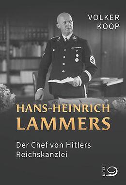 Kartonierter Einband Hans-Heinrich Lammers von Volker Koop