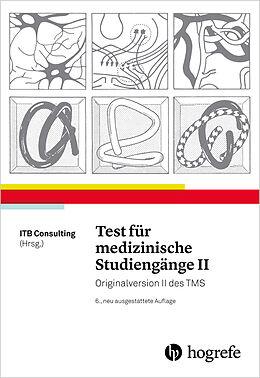 Kartonierter Einband Test für medizinische Studiengänge II von