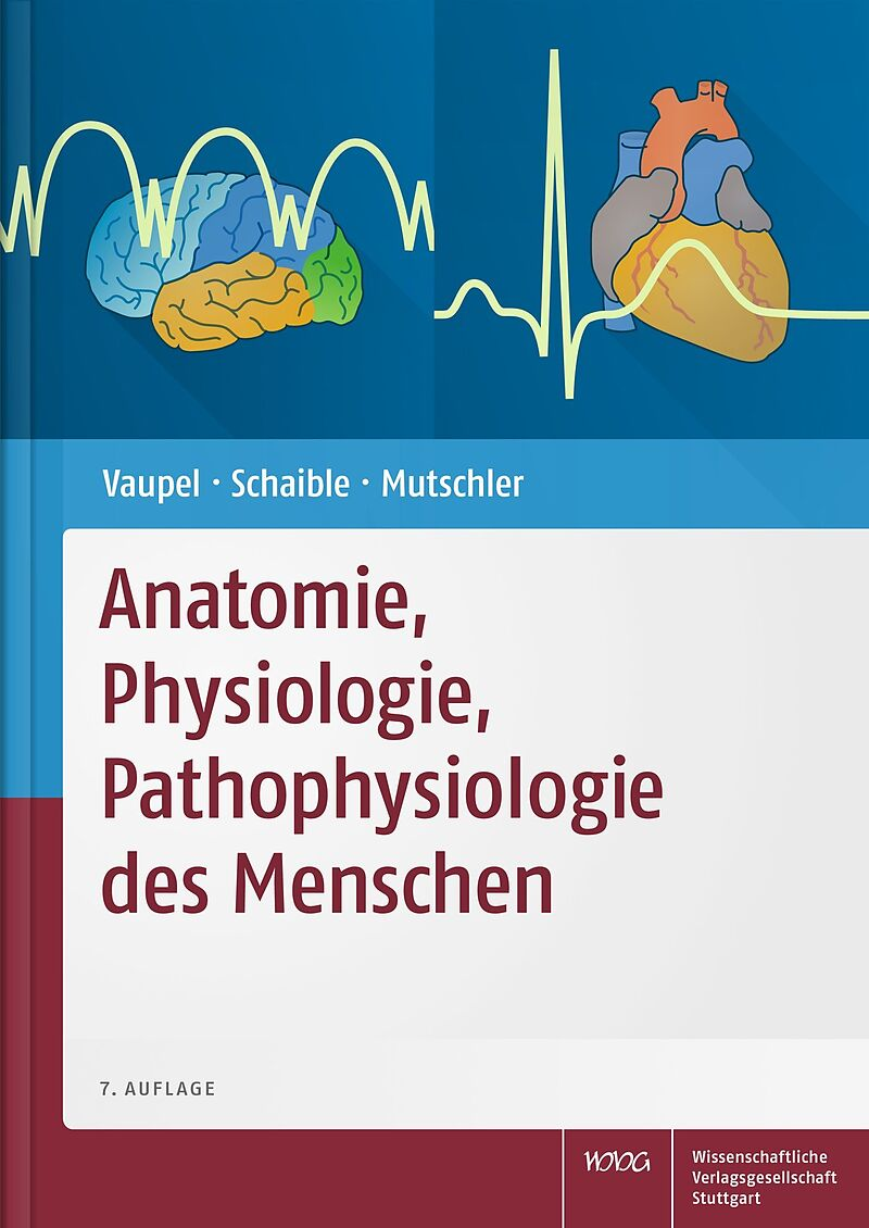 Anatomie, Physiologie, Pathophysiologie des Menschen - Peter Vaupel ...