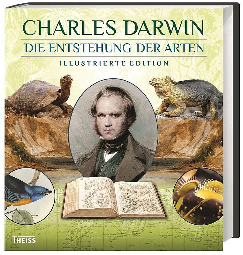 Die Entstehung der Arten [Version allemande]