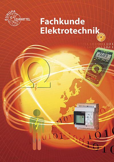 Fachkunde Elektrotechnik [Versione tedesca]