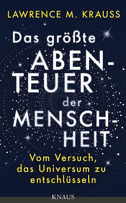 Das größte Abenteuer der Menschheit [Version allemande]