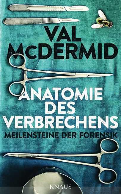 Anatomie des Verbrechens - Val McDermid - Buch kaufen   exlibris.ch