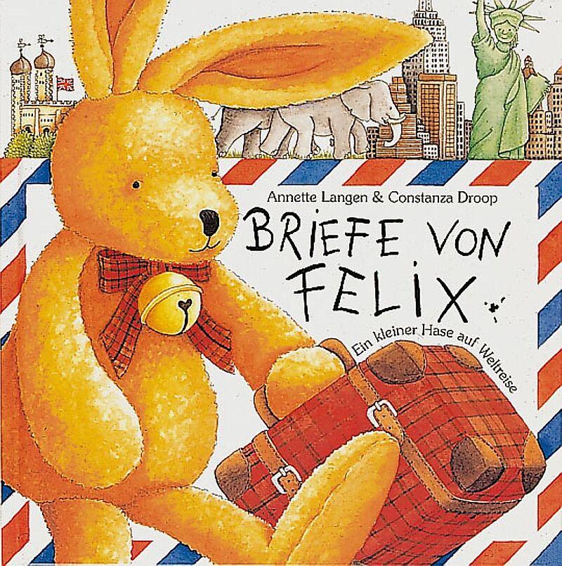 Weltbeste Briefe Von Felix : Briefe von felix annette langen constanza droop buch