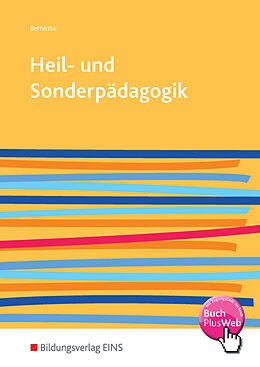 Heil- und Sonderpädagogik [Version allemande]