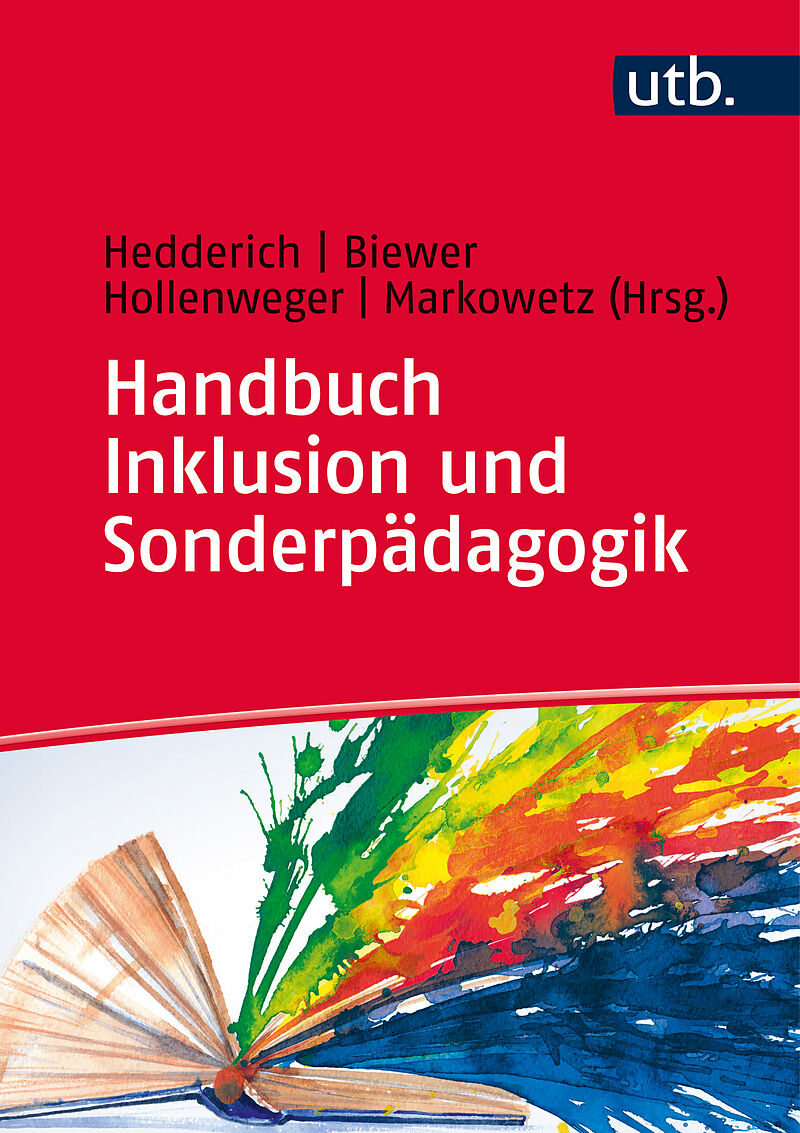 Handbuch Inklusion und Sonderpädagogik [Versione tedesca]