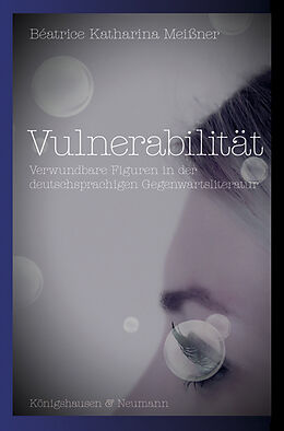 Kartonierter Einband Vulnerabilität von Béatrice Katharina Meißner