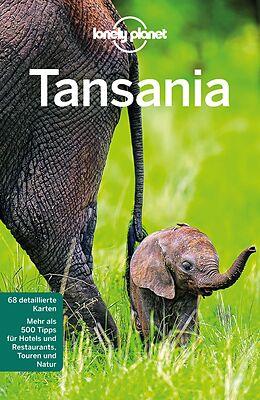 Kartonierter Einband Lonely Planet Reiseführer Tansania von Mary Fitzpatrick