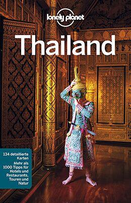 Kartonierter Einband Lonely Planet Reiseführer Thailand von China Williams