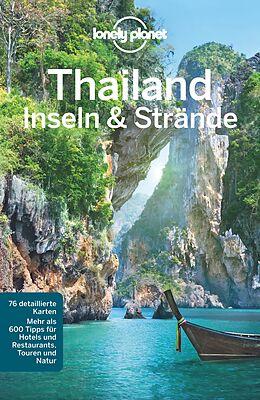 Kartonierter Einband Lonely Planet Reiseführer Thailand Insel & Strände von Damian Harper, Tim Bewer, Austin u a Bush