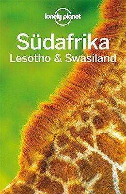 Kartonierter Einband Lonely Planet Reiseführer Südafrika, Lesoto & Swasiland von James Bainbridge