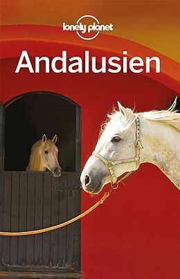 Kartonierter Einband Lonely Planet Reiseführer Andalusien von Brendan Sainsbury