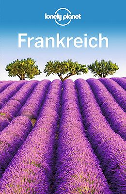 Kartonierter Einband Lonely Planet Reiseführer Frankreich von Nicola Williams