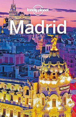 Kartonierter Einband Lonely Planet Reiseführer Madrid von Anthony Ham