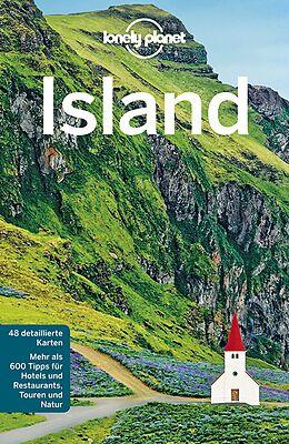 Kartonierter Einband Lonely Planet Reiseführer Island von Brandon Presser, Carolyn Bain, Fran Parnell