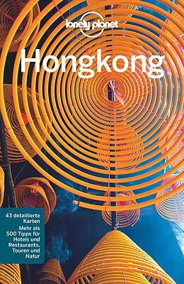 Kartonierter Einband Lonely Planet Reiseführer Hongkong von Piera Chen, Chung Wah Chow