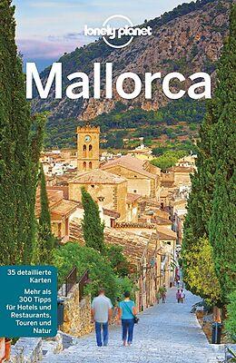 Kartonierter Einband Lonely Planet Reiseführer Mallorca von Kerry Christiani