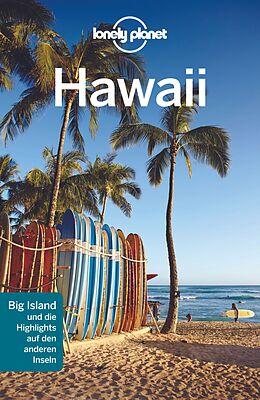 Kartonierter Einband Lonely Planet Reiseführer Hawaii von Sara Benson