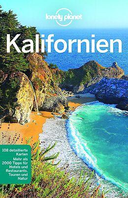 Kartonierter Einband Lonely Planet Reiseführer Kalifornien von Sara Benson