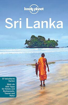 Kartonierter Einband Lonely Planet Reiseführer Sri Lanka von Ryan Ver Berkmoes