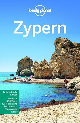 Kartonierter Einband Lonely Planet Reiseführer Zypern von Josephine Quintero, Jessica Lee